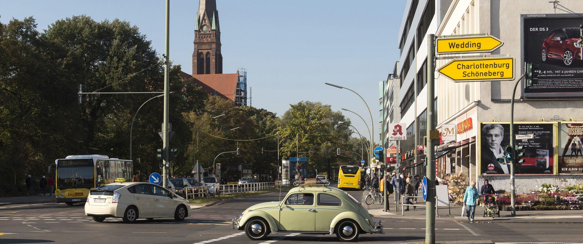 Berlin, Turmstraße / Stromstrasse. Foto: Erik-Jan Ouwerkerk