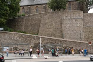 Nordrhein Westfalen, Siegen. Foto Erik-Jan Ouwerkerk