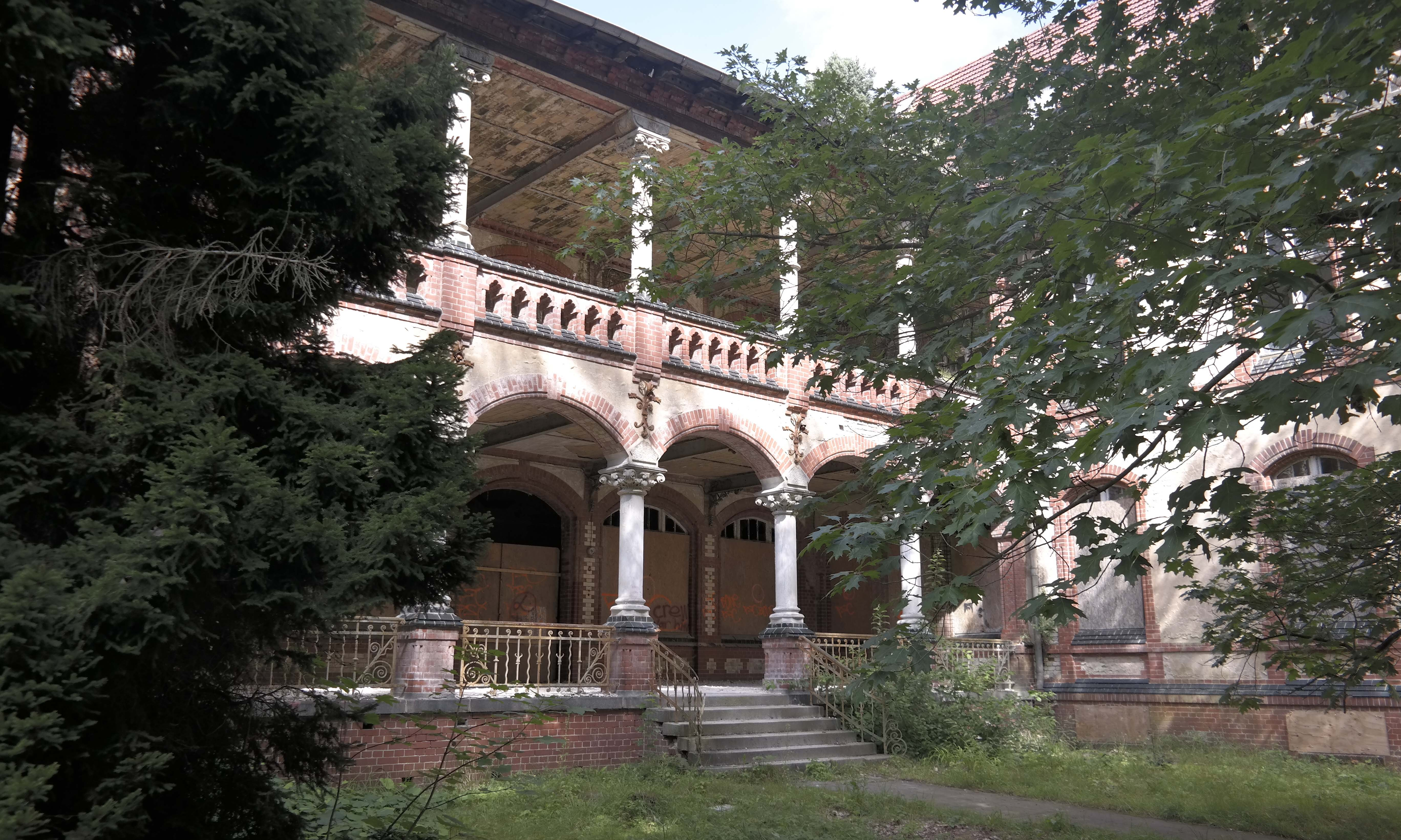 Leerstand in Beelitz-Heilstätten