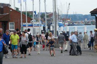 Hafen von Kappeln