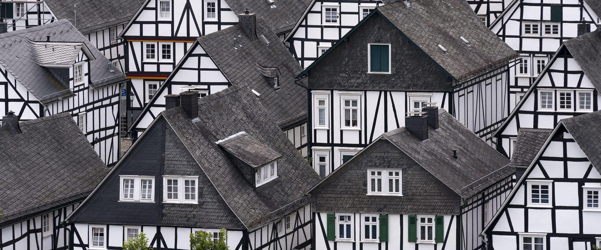 Nordrhein-Westfalen, Freudenberg. Foto Erik-Jan Ouwerkerk