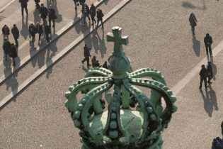 Berlin-Mitte, Aussicht vom Berliner Dom. Foto: Erik-Jan Ouwerkerk