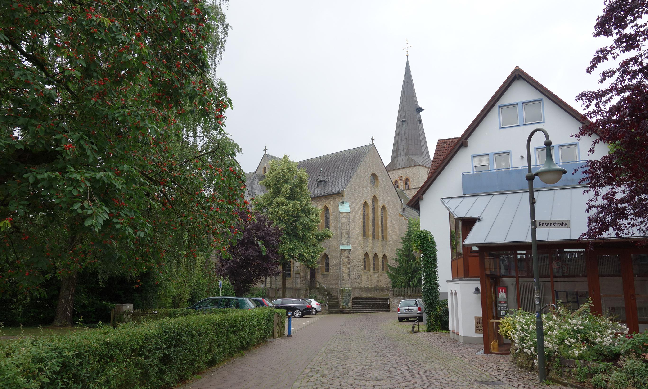 Innenstadt Werther (Westf.)Innenstadt Werther (Westf.)