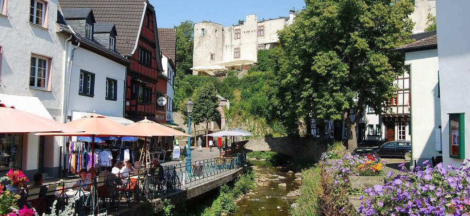 Kleinstadt Bad Münstereifel