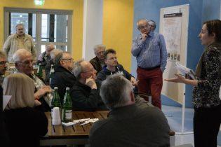 Bürgerworkshop zur Strategieplanung